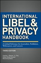 International Libel and Privacy Handbook: A Global Reference 价格:648.96