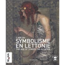 The Age of Symbolism in Latvia: The Art of Latvia at the Tur 价格:169.20