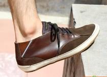 迪赛diesel英伦男鞋 真皮休闲男鞋 潮流低帮鞋 日常拼色复古鞋子 价格:398.00