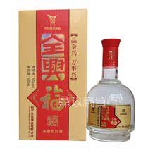 【鼎玖】白酒 50度浓香型 水井坊前身全兴大曲生产的全兴福500ML 价格:38.00