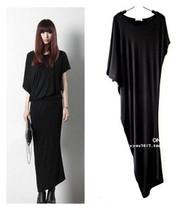 新品特价时尚精品新款短袖显瘦连衣裙 复古 宽松欧美女装设计包臀 价格:55.00
