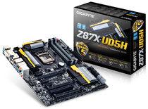 技嘉Z87X-UD5H Z87 超频主板 可搭配I7 4770K 全国联保 价格:1750.00