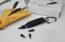 哥伦比亚河CRKT魔法起子多用工具-I.D.9094多功能钳哥河9094 EDC 价格:28.50
