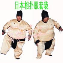 特价化妆舞会服装相扑衣服成人日本武者服大力士忍者服装肌肉男 价格:118.00
