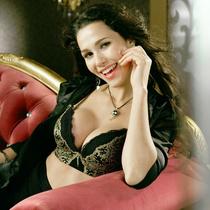 专柜正品夏娃之秀魔力挺4代调整型性感聚拢文胸内衣套装5007/5008 价格:498.00
