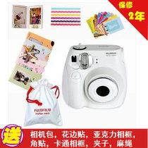 富士拍立得相机 宝丽来立得拍相机mini7s白色 正品包邮 价格:415.00