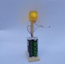青少年科普教育培训器材 光感电风扇 科学实验DIY玩具 学生礼物 价格:12.80