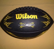 正品Wilson/威尔胜/青少年学生比赛6号儿童用腰旗橄榄球/假一赔十 价格:65.00