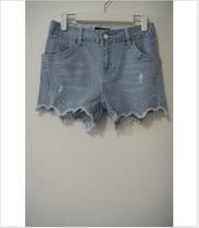 浪漫一身2013夏装新款专柜正品代购牛仔短裤8321352原价449 价格:254.00