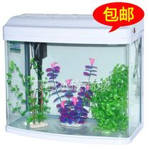 玻璃鱼缸生态水族箱闽江宝来HR3580带过滤器60厘米0.6米包邮送礼 价格:299.39