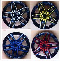 13寸通用改装轮毂盖 起亚千里马 新赛欧 雪佛兰乐驰轮毂罩轮胎帽 价格:23.00