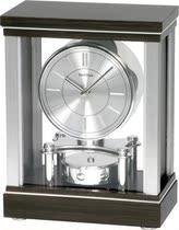 ∑正品行货→RHYTHM丽声居家客厅木制铝制座钟CRG118NR06有现货 价格:1456.00