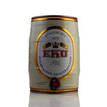 啤酒进口德国伊凯优皮尔森啤酒罐装5L 价格:169.00