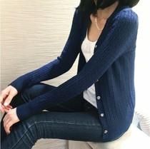 包邮2013新款女装秋装韩版复古麻花毛衣外套 打底针织衫 女 开衫 价格:29.00