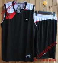 新款耐克篮球服科比标志篮球衣套装灌篮高手男装运动背心训练队服 价格:52.00
