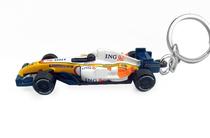 【满就送]1:43全合金雷诺F1方程式赛车模型法拉利汽车钥匙扣/链 价格:50.00