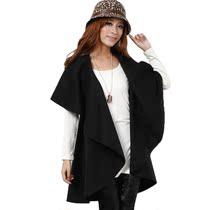新款韩版女式多穿马夹 时尚大码女装马甲 中长款可爱百搭潮流风衣 价格:39.90