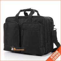 正品大容量多功能电脑包单肩包手提包双肩包商务公文包斜跨包男潮 价格:227.40