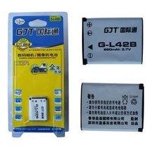 国际通GJT 奥林巴斯 G-L42B 电池 750毫安 3.7V 原装正品 价格:25.00