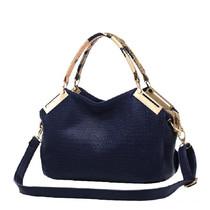 2013新款鳄鱼纹女包流行时尚潮流单肩包手提包女士斜跨大包 包邮 价格:99.00