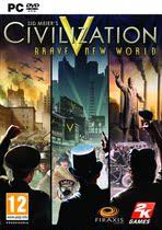 文明V美丽新世界/Civ 5最新资料片正版游戏 PC盒装扫描CDKEY 现货 价格:159.00