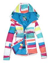 正品 Gsou snow女士滑雪服 ROXY滑雪服 女士单板双板滑雪服 价格:458.00