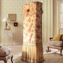 正品猛士美居 维多利亚柜机空调罩立柜式防尘套2-3匹欧式布艺定做 价格:431.20