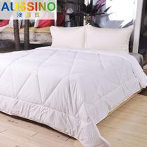 澳西奴羊毛舒适被芯被子加厚保暖冬被床上用品被子 价格:384.65