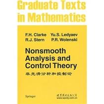 正版包邮数学研究生教程:非光滑分析和控制论/(法)[三冠书城] 价格:30.90