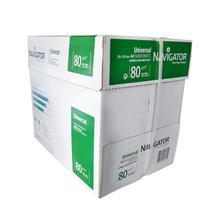 特价 领航A4纸 打印/复印纸 Navigator进口特白A4 80G/克 正品 价格:128.00