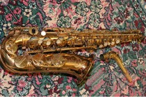 美国ebay代购SELMER PARIS MARK VI 6 ALTO SAXOPHONE 萨克斯风 价格:33581.00