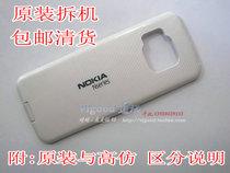包邮清货 诺基亚 N78 原装后盖 电池盖 N78中壳 按键盖板 拆机9新 价格:15.00