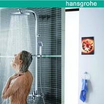 德国hansgrohe汉斯格雅进口全铜多功能冷热水淋浴龙头直杆淋浴 价格:2123.00