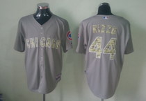 2013 MLB Chicago Cubs 44# RIZZO Grey Jerseys 价格:75.00