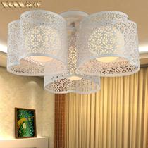 铭佐现代简约卧室灯心形吸顶灯客厅灯时尚儿童房间灯饰灯具 6102 价格:168.00