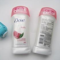 美国Dove多芬止汗香体膏Antiperspirant deodorant柠檬石榴味74g 价格:45.80