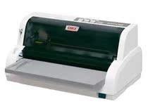 次新OKI5500F+针式打印机 专业快递单 发票打印机会计凭证打印 价格:1080.00