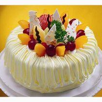 全国生日祝寿送鲜花 峨眉山鲜奶水果 巧克力蛋糕任选阆中 店同城9 价格:138.00