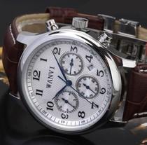正品瑞士手表 镂空全自动机械表 皮带男表 石英表 机械女表情侣表 价格:269.00
