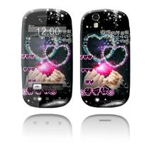 图片定制作摩托罗拉V6 maxx手机个性贴膜 炫彩贴 皮肤 全身贴DIY 价格:46.40
