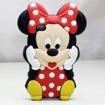 米奇 手机壳 Cartoon Mouse Case iPhone 4 4S/iPhone 5/三星 价格:15.00