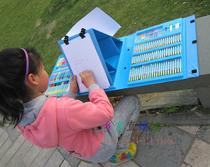 开学大礼包小学生学习用品绘画美术彩铅文具套装礼盒男女生日礼物 价格:98.00