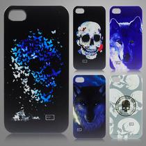 长虹 W8 手机保护套W8 长虹手机保护壳W8 彩绘软壳全包骷髅男外壳 价格:18.90