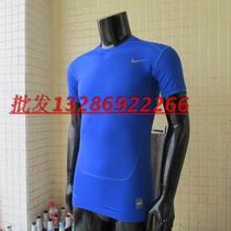 耐克 Pro 运动 紧身衣 男款 健身 田径篮球 运动t恤 短袖 足球 男 价格:50.00