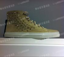香港代购正品GUCCI 2013新款水钻高帮女鞋 价格:6080.00