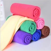 新品特价!厂家直销超细纤维美容毛巾 超强吸水干发巾擦车巾30X60 价格:1.00