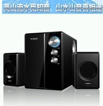 Sauin/山水山音 GS-6000(31C)  2.1多媒体 有源2.1音箱 低音炮 价格:168.00