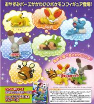 2013年12月 神奇宝贝口袋妖怪XY 6款 TAKARA TOMY扭蛋预定 价格:108.00