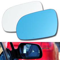 清华华仕 尼桑蓝鸟大视野 双曲率 蓝镜倒车镜 电加热白镜 后视镜 价格:25.00