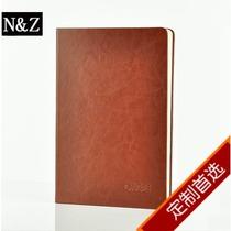商务文具学习办公皮面书写笔日记事本子商务可批发定制logo 价格:8.88